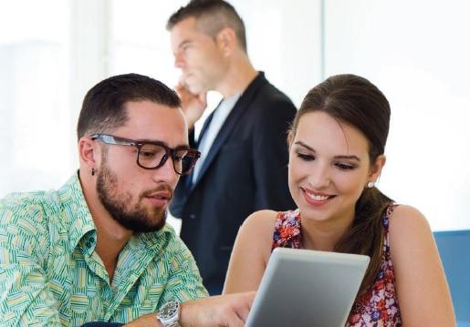 Digital Leader Interim Contrat et Facture Paye dématerialisée