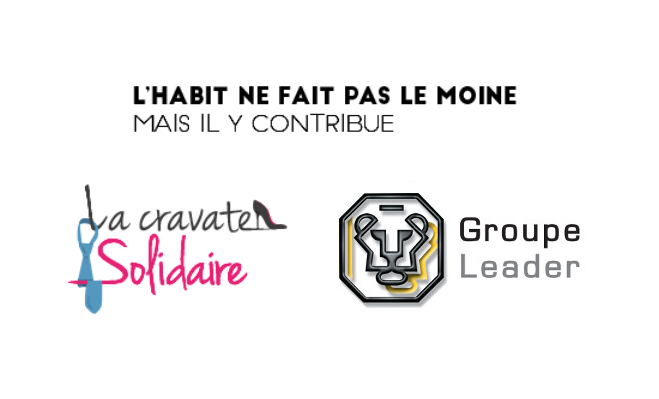 insertion emploi cravate solidaire groupe leader interim recrutement insertion